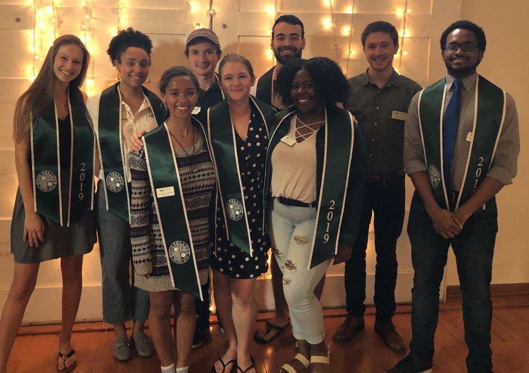 Ohio Fellows class of 2019