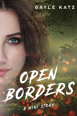 Zombie Short Story Cover - Open Borders