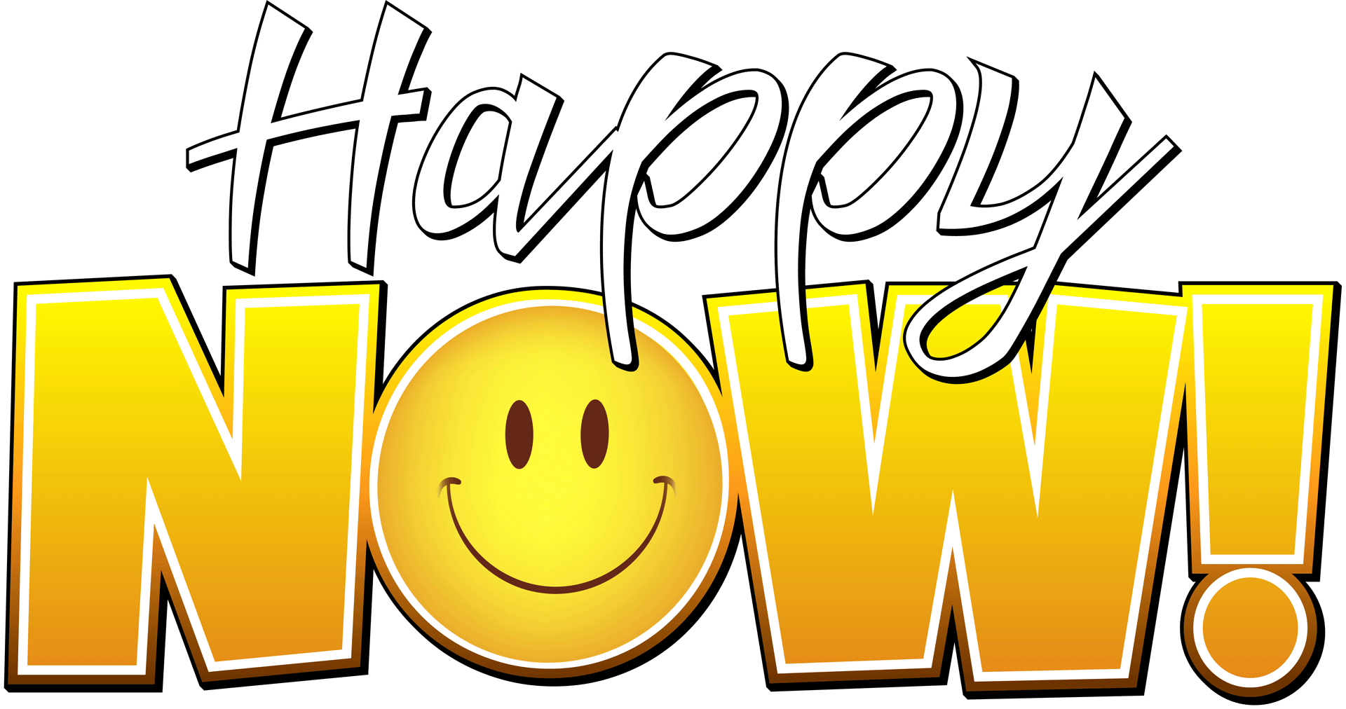 Sign up for Happy Now!