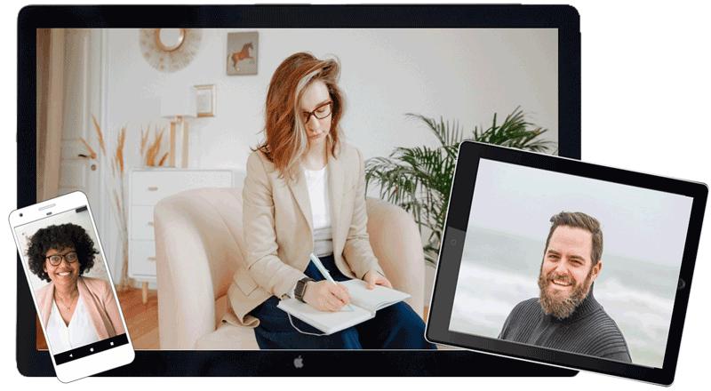 Sveriges första, helt oberoende, söktjänst för att hitta terapeuter som arbetar online lanseras 25 augusti!