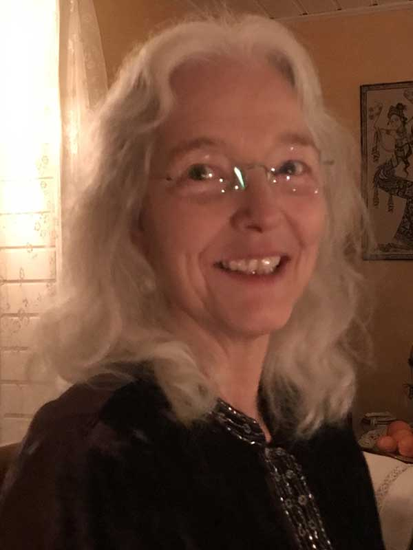 Nina Koenigs Hallberg - EFT-terapeut, Resanterapeut - Uppsala / Enköping
