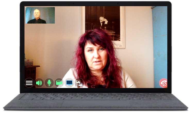Digiroom - säker svensk videomötestjänst för klientmöten