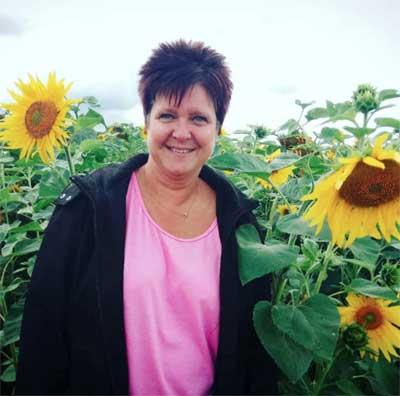 Marie Larsson - KBT-terapeut, Samtalsterapeut - Kungsbacka