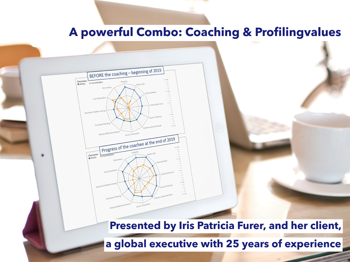 A Powerful Combo: Coaching & Profilingvalues