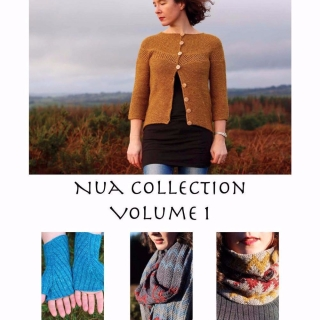 Carol Feller Nua Collection Volume 1 at Knitnstitch