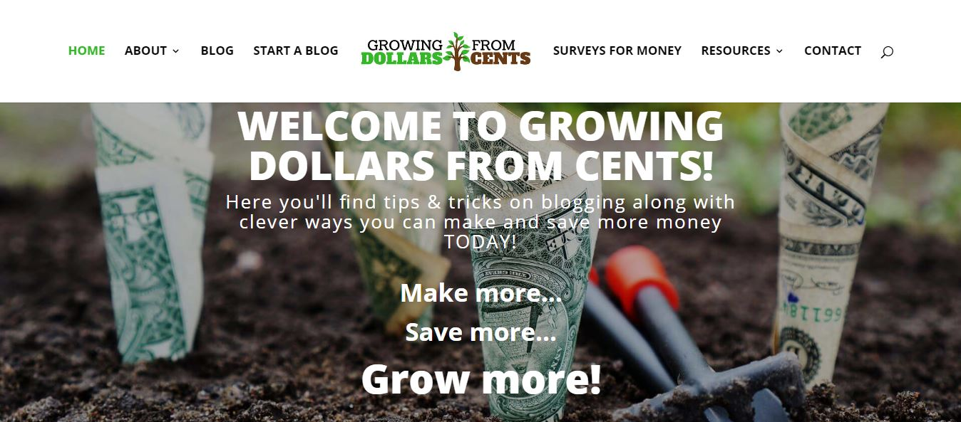 Growing Dollars from Cents