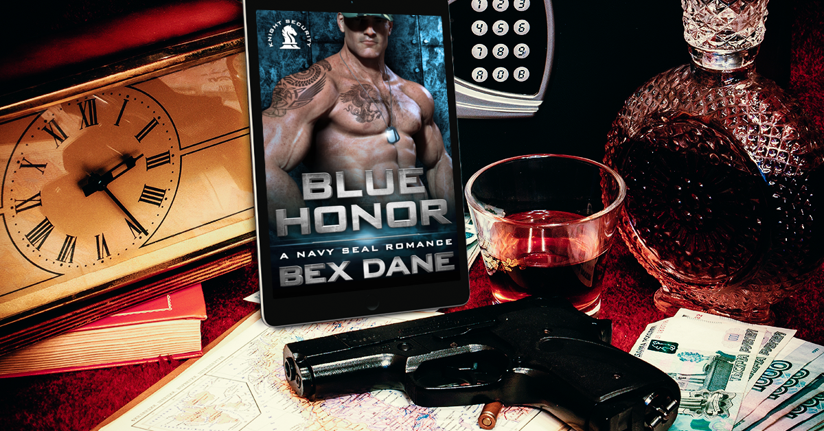 My hot new Navy SEAL romance - Blue Honor