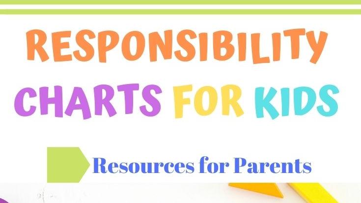Responsibility Chart - Printable