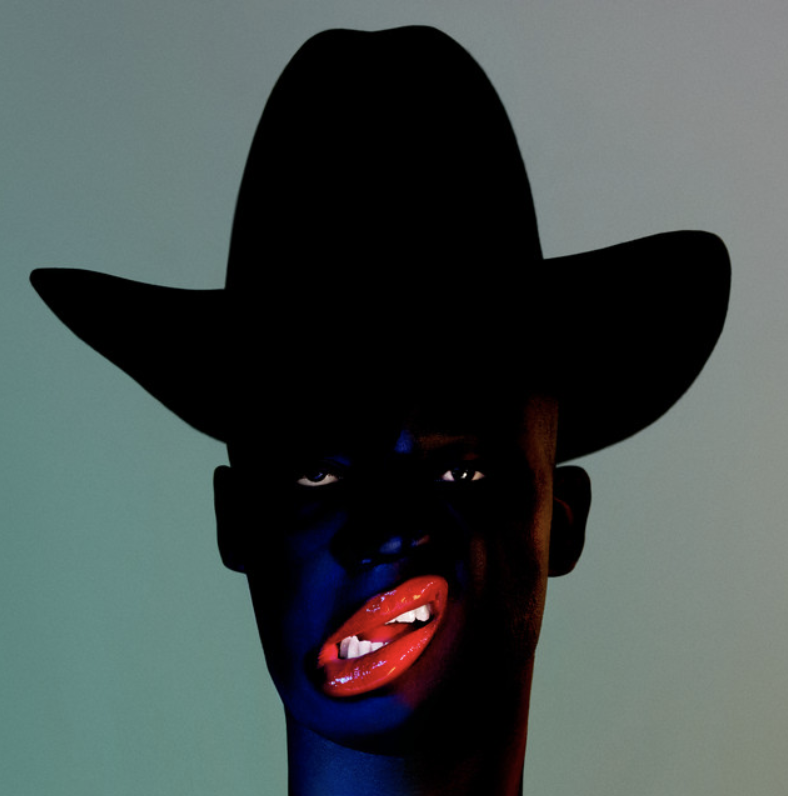 Young Fathers album cover