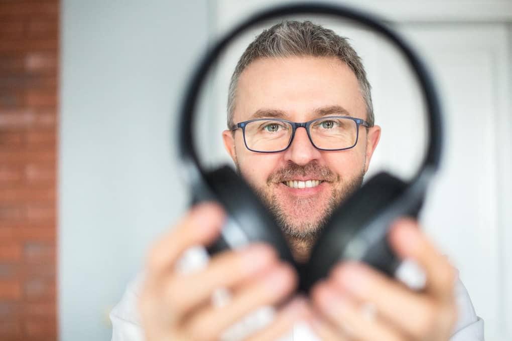 Marek Jankowski jak zrobić podcast