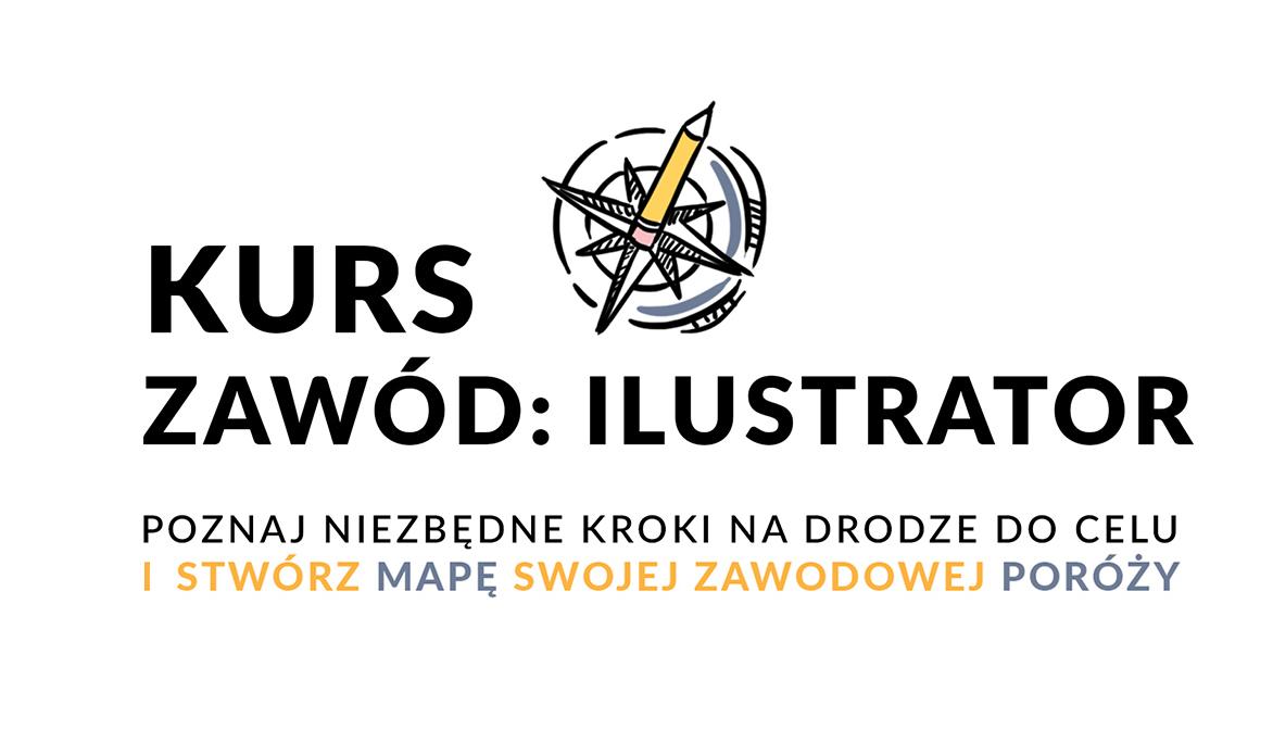 Ilustracja pokazująca ramy obrazów zbite razem a nad nimi znak