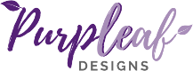 Purple Leaf Designs Logo