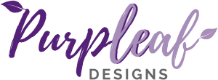 Purple Leaf Designs Logo