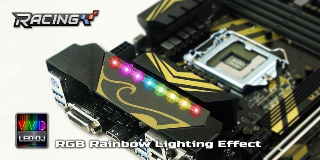 BIOSTAR RACING Z370GT7 Motherboard Launched - Benchmark
