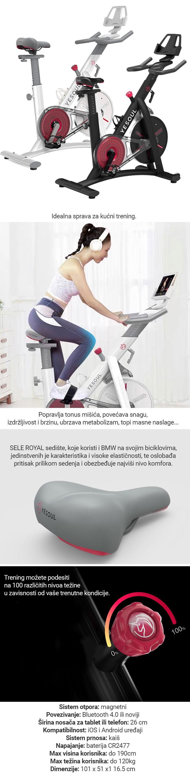 Yesoul sobni bicikl