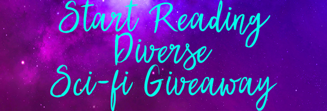 Start Reading Diverse Sci-fi giveaway