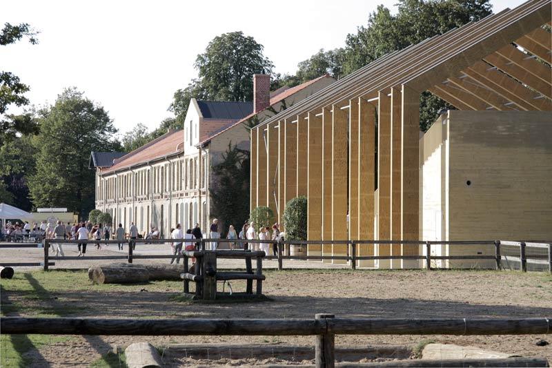 Kulturstall in Britz