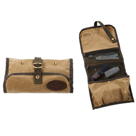 Frost River Roll-Up Travel Kit