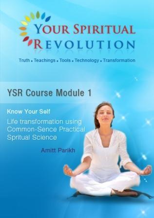 Spiritual Courses