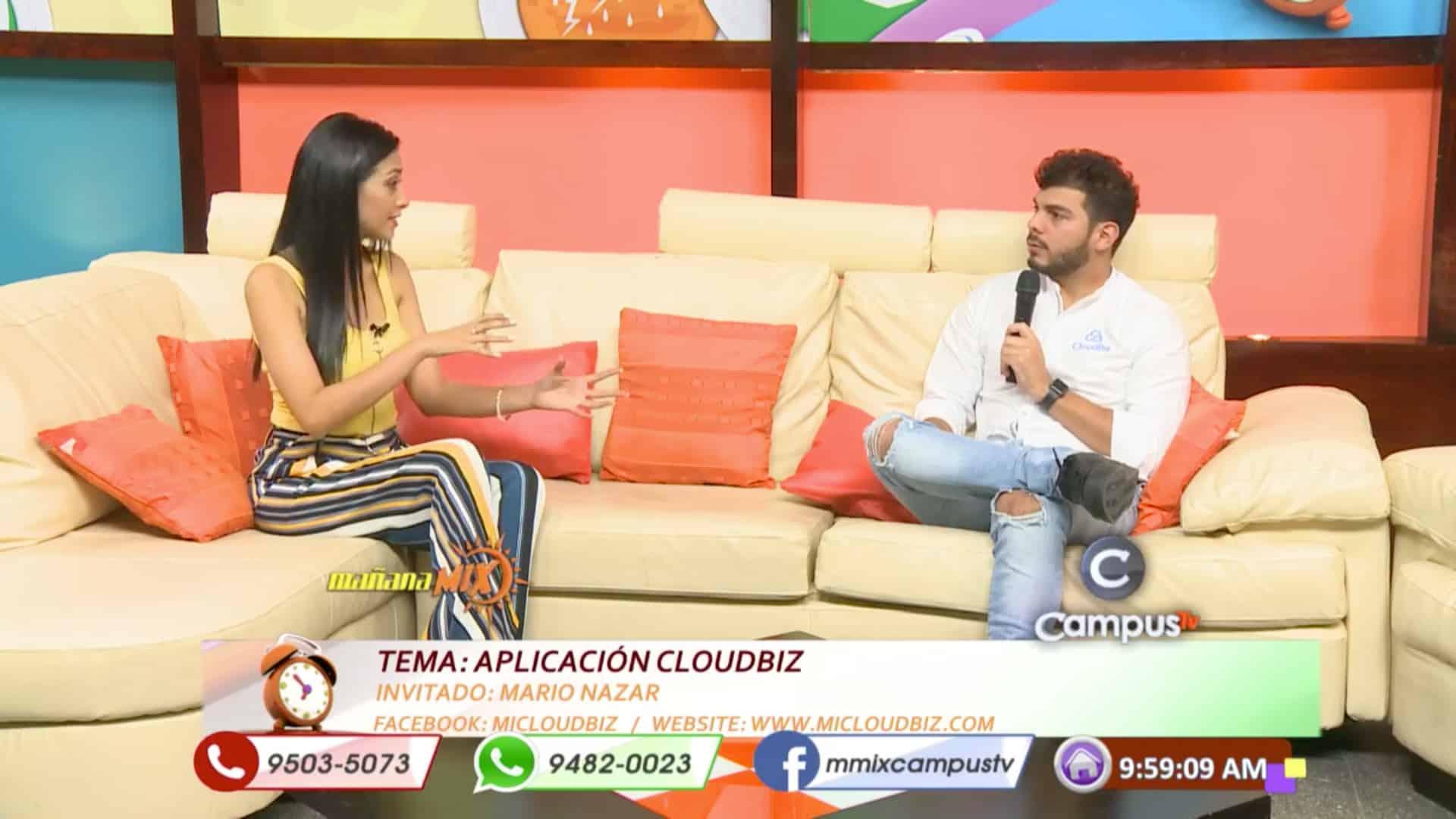 CAMPUS TV – Mañana mix: Hondureños emprendedores