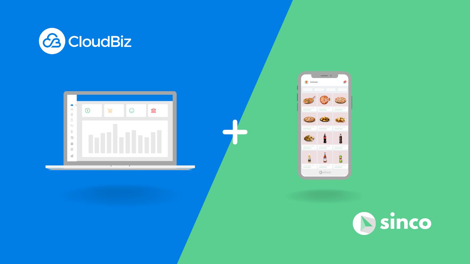 Cloudbiz y Sinco: Crea tu tienda online y gestiona tus pedidos en WhatsApp