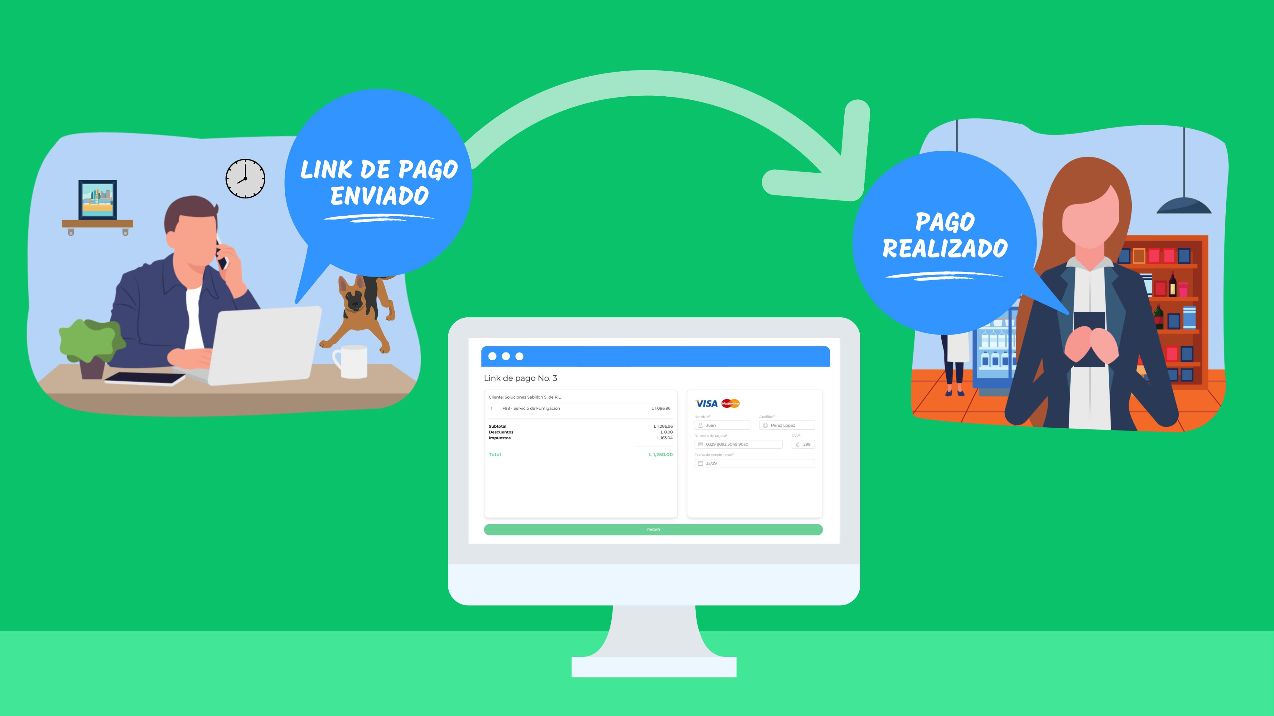Nuevo Plan: CloudBiz Lite, factura y recibe pagos online desde casa