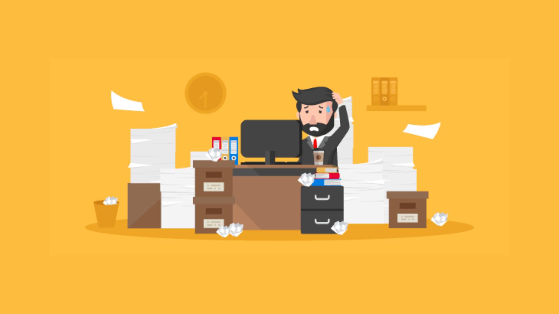 ¿Porqué debes dedicarle tiempo a la organización en tu empresa?