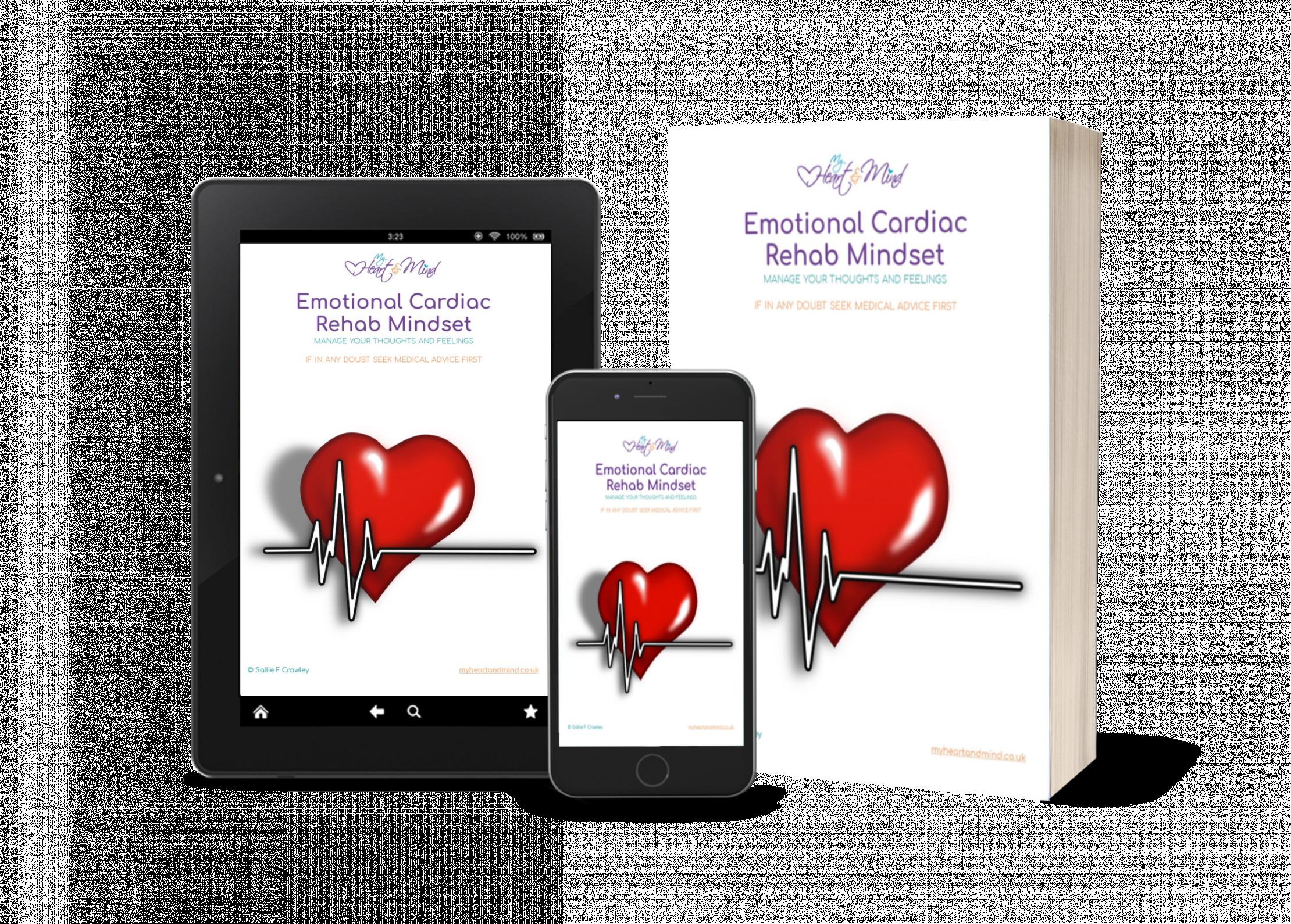 Emotional Cardiac Rehabilitation FREE booklet