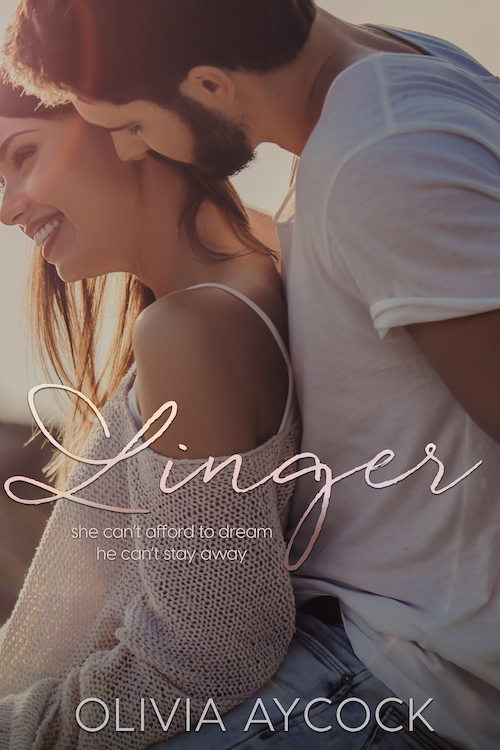 Cover for Linger by Olivia Aycock