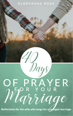 40 days of love book
