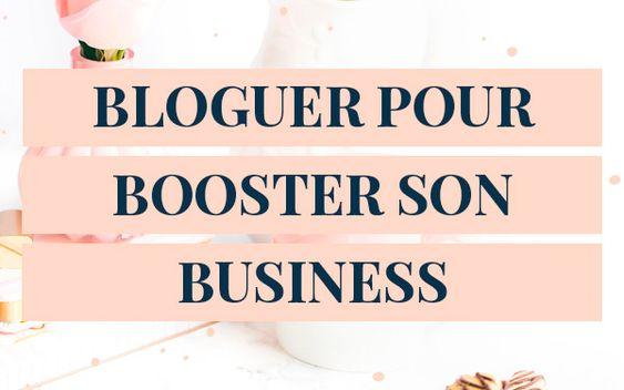 Avoir un blog pour son business est primordial pour booster son activité et son chiffre d'affaire !