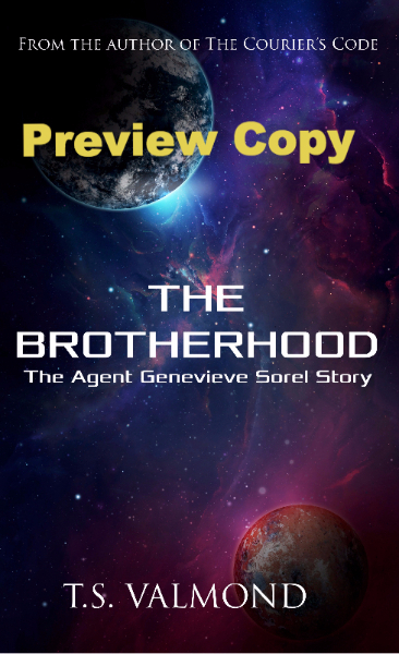 The Brotherhood preview book cover image