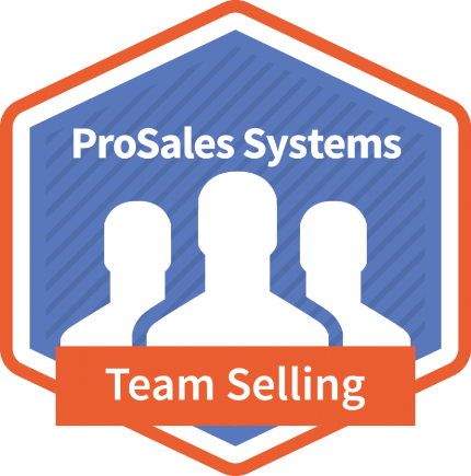 Team Selling - ProSales Systems