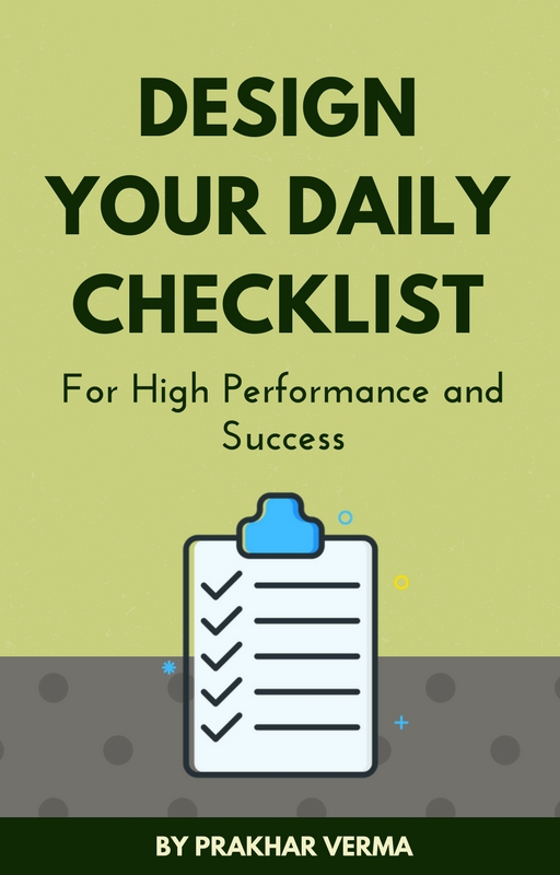 Daily Success Checklist |