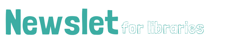 Newslet for libraries logo