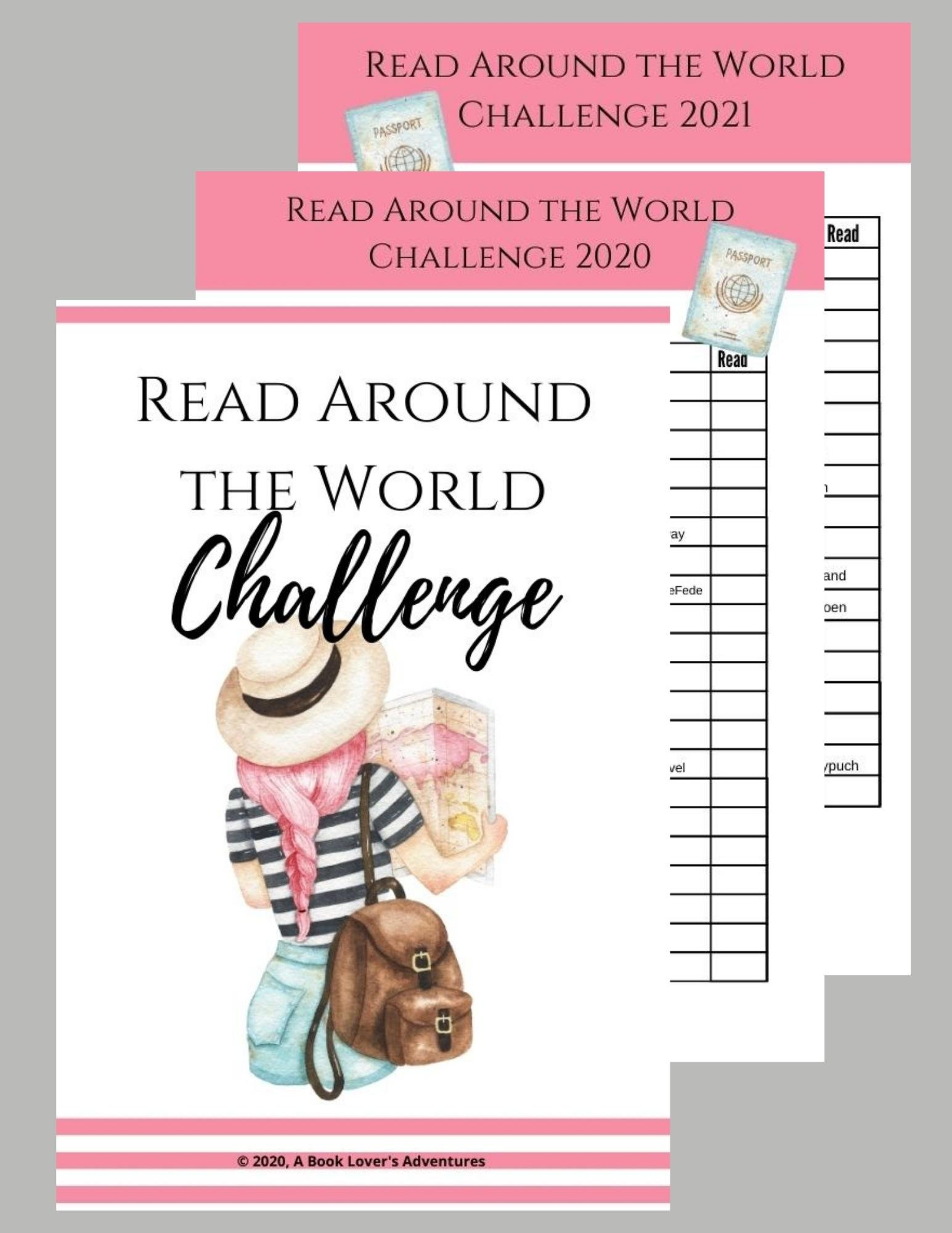 Read Around the World Challenge 2021 77