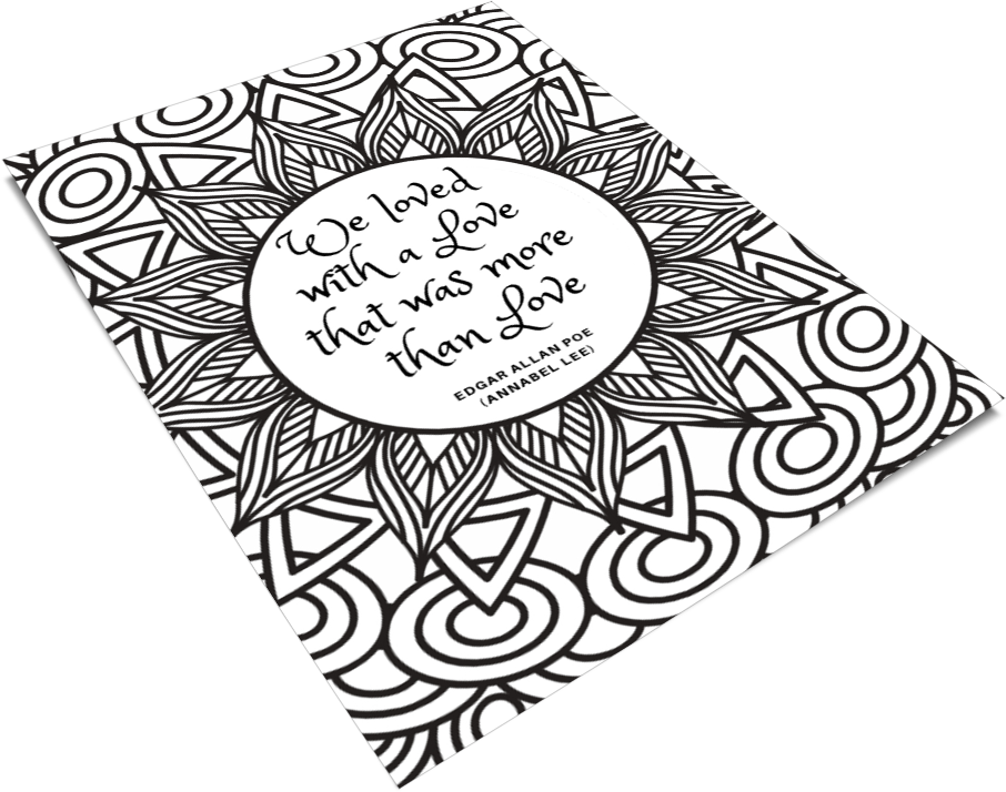 5 Cool Coloring Books for Adults You'll Love! 10