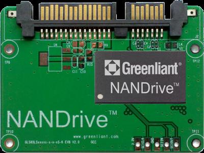 SATA SSD eval board