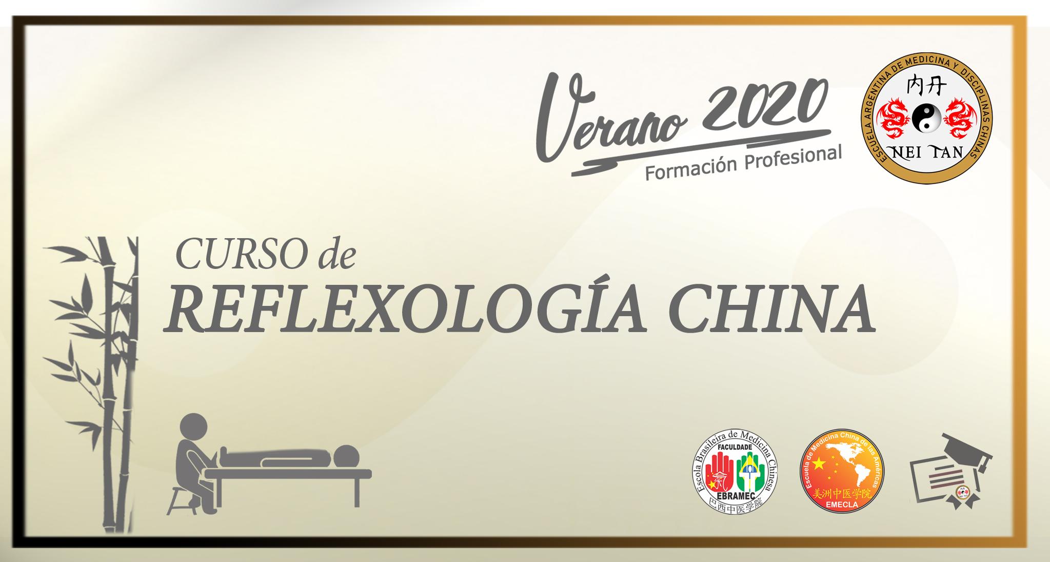 Curso Presencial de Reflexología China