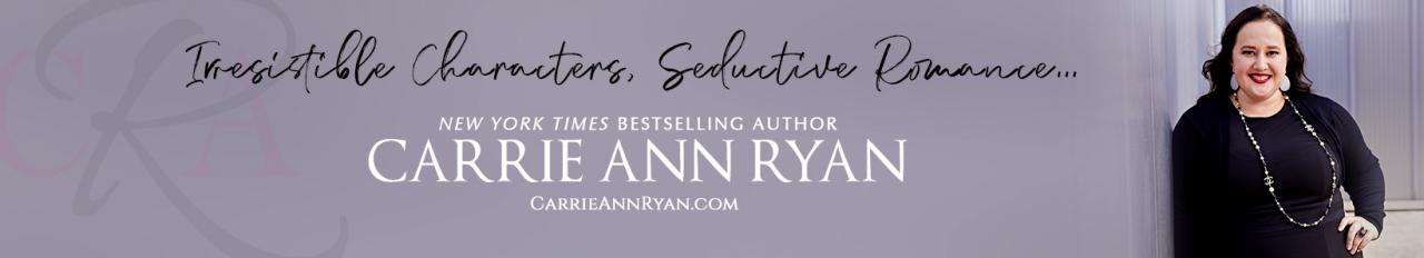 Carrie Ann Ryan Header