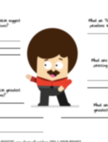 Customer Avatar Worksheet Download