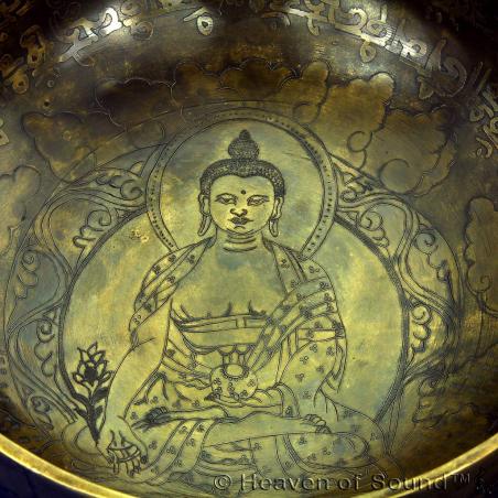 Heaven of Sound - Price Reduction on certified Tibetan singing bowls during crisis