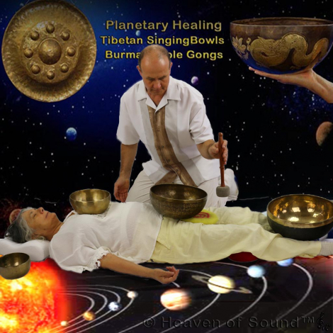 Professional Sound Healer Certification / Diploma  Training Programs 2021 at the Sound Healing Academy Heaven of Sound