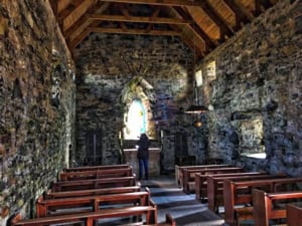St Moluag's Church interior