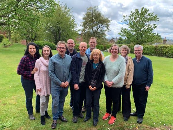 Charis Dumfries Leadership Team