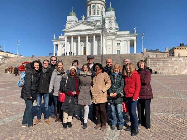 Charis Dumfries Helsinki Mission Team