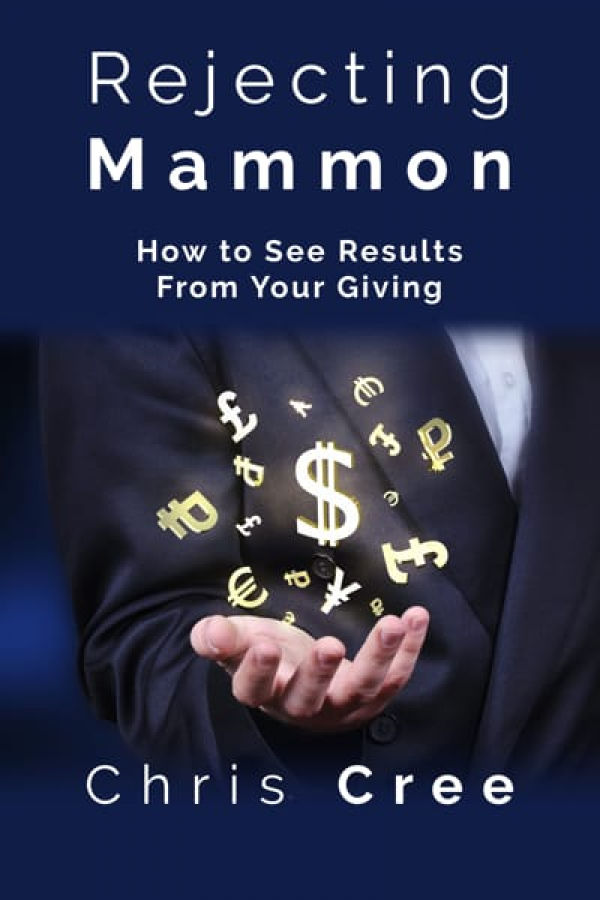 Rejecting Mammon book cover