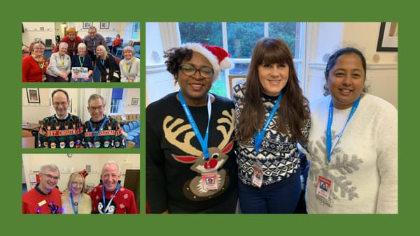 Charis Christmas Collage