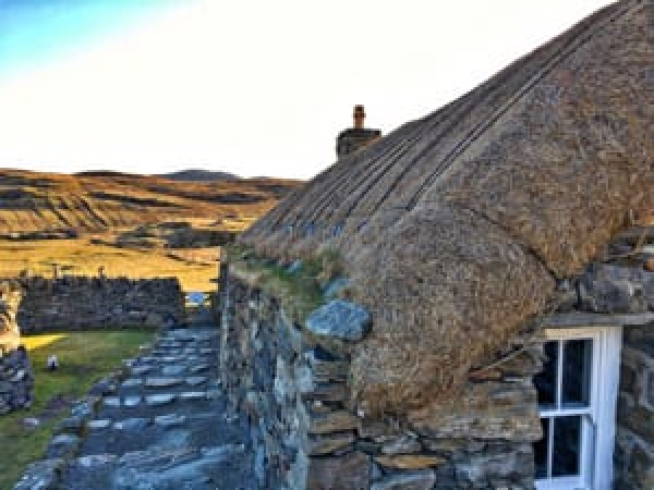 Black house, Isle of Lewis