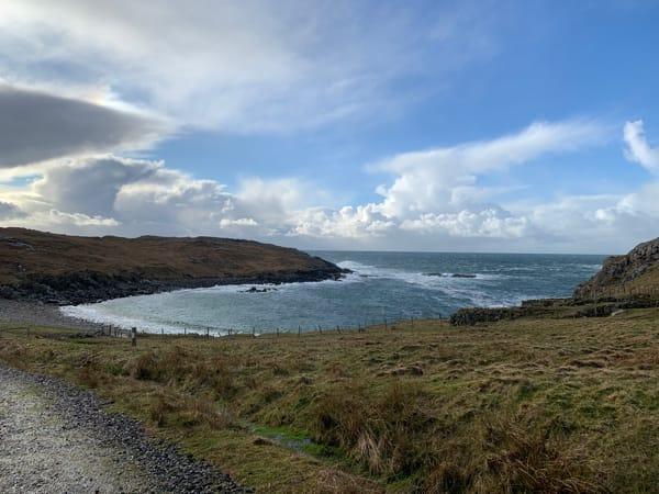 Isle of Lewis coast